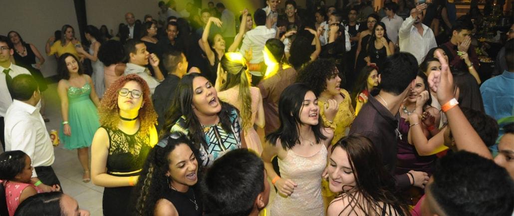 Festa de aniversário Teens em Guarulhos