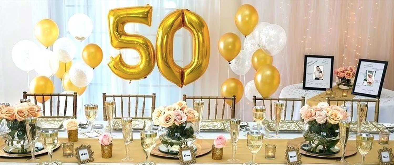 Festa de 50 anos