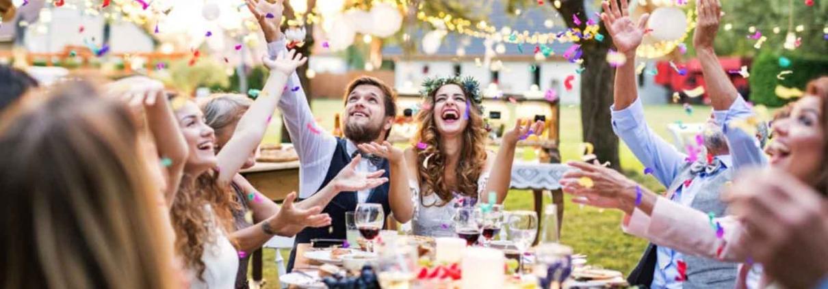 dicas economizar festa de casamento